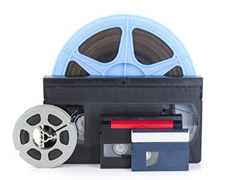 Video and movie film transfers.